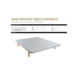 Base tapizada Ref. 165
