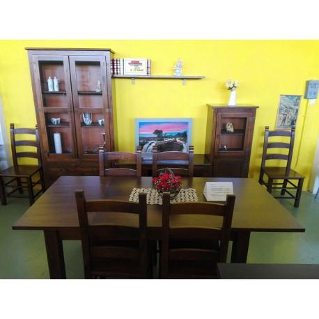 Mueble+mesa+6 sillas Emejota