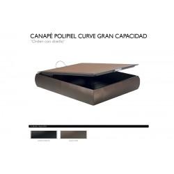 Canapé abatible Ref. 153