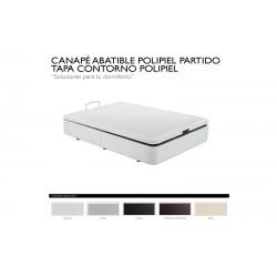 Canapé abatible Ref. 159