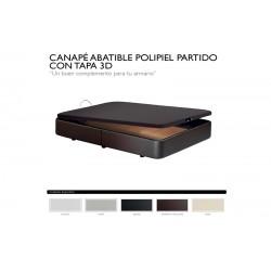 Canapé abatible Ref. 163