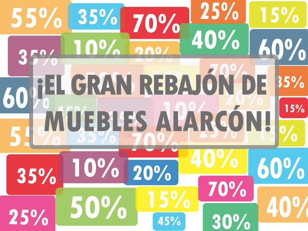 Muebles Alarc N # Muebles Rebajon